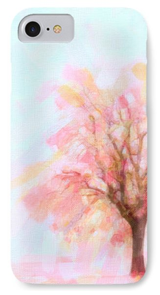 IPhone Case featuring the painting Springtime by Chris Armytage