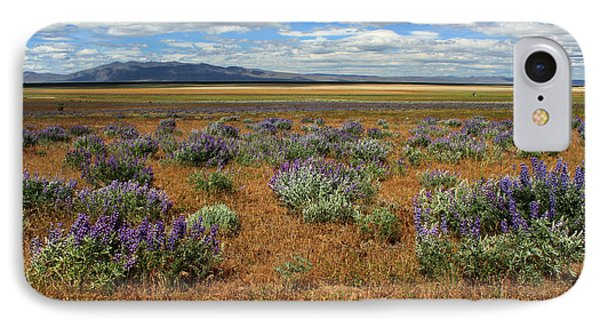 Springtime In Honey Lake Valley Phone Case by James Eddy