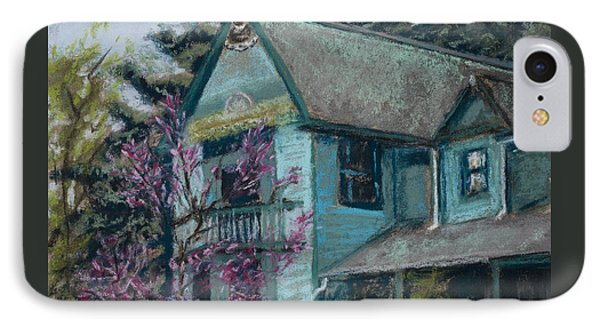 Springtime In Old Town Phone Case by Mary Benke