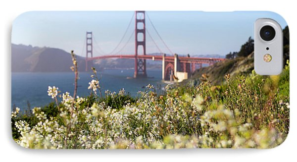 IPhone Case featuring the photograph Springtime On The Bay by Everet Regal