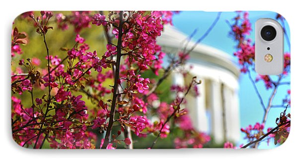 IPhone Case featuring the photograph Springtime Vibe by Mitch Cat