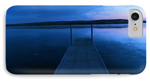 Springbrook Lake At Dawn IPhone Case