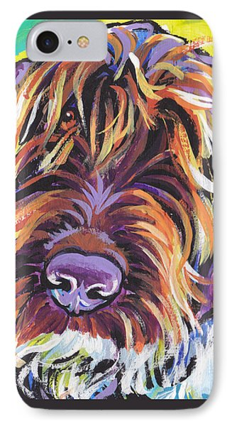 Spumoni Spinone IPhone Case by Lea S