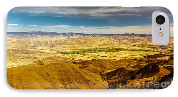Squaw Butte View Hdr-2 IPhone Case by Robert Bales