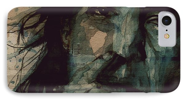 SRV IPhone 7 Case by Paul Lovering