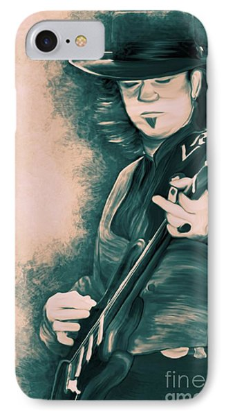 S.r.v. The Legend Paint IPhone Case by Galambosi Tamas