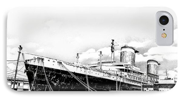 Ss United States Phone Case by Bill Cannon