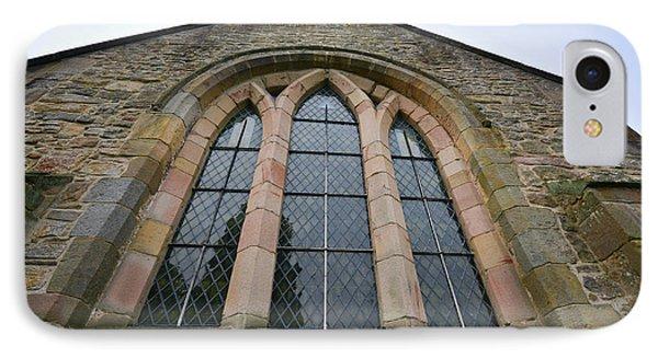 St Agatha's Church, Easby IPhone Case by Nichola Denny