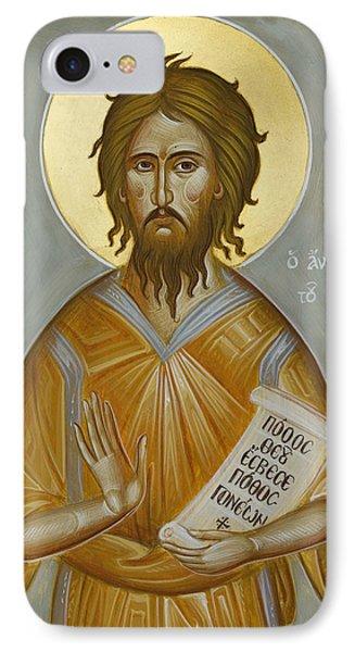 St Alexios The Man Of God Phone Case by Julia Bridget Hayes