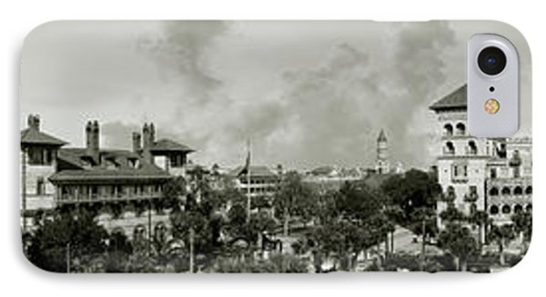 St. Augustine Florida 1910 IPhone Case