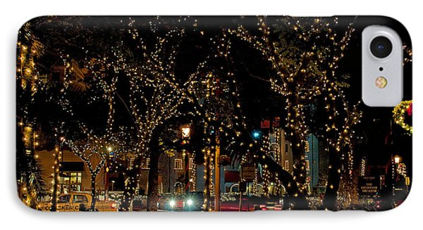 St. Augustinelights3 IPhone Case by Kenneth Albin