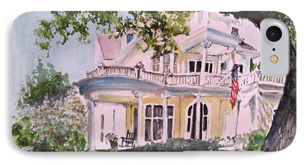 St Charles @ Valance New Orleans IPhone Case
