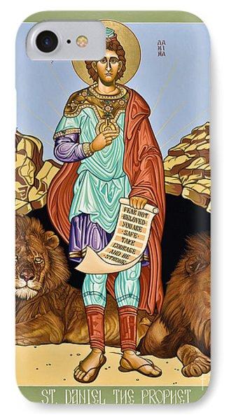 St. Daniel In The Lion's Den - Lwdld IPhone Case