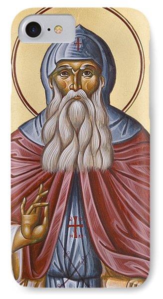 St David Of Evia Phone Case by Julia Bridget Hayes