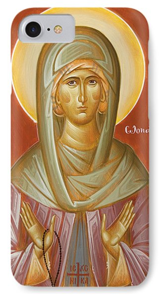 St Elizabeth The Wonderworker IPhone Case