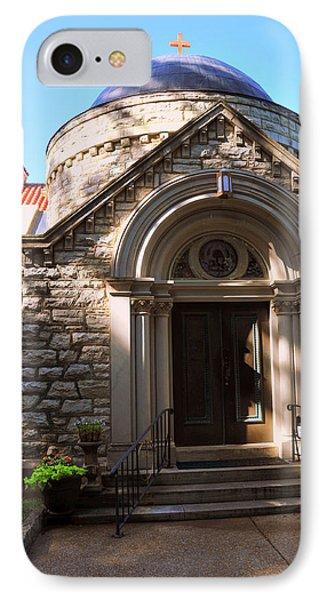 St Elizabeth's Catholic Church IPhone Case