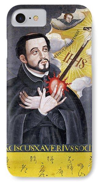 St. Francis Xavier Phone Case by Granger