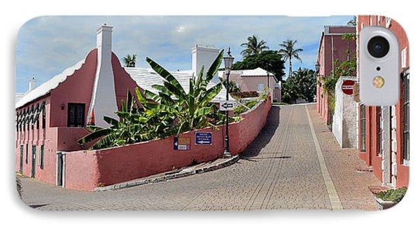 St George's Bermuda IPhone Case by Richard Ortolano