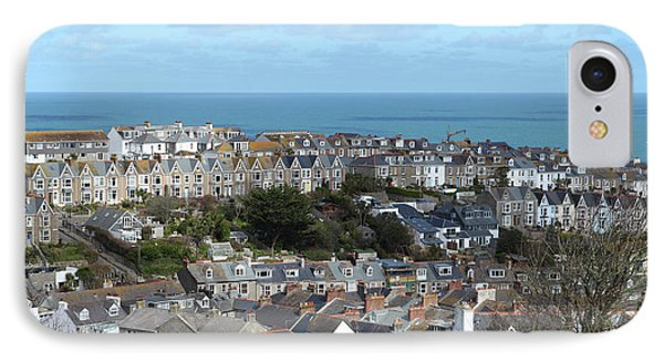 IPhone Case featuring the photograph St Ives, Cornwall, Uk by Nicholas Burningham