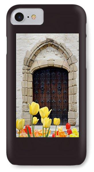 Marquette iPhone 7 Case - St. Joan Of Arc Chapel by Art Spectrum