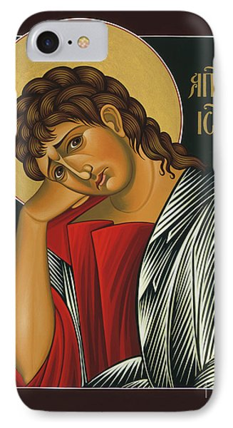 IPhone Case featuring the painting St. John The Apostle 037 by William Hart McNichols