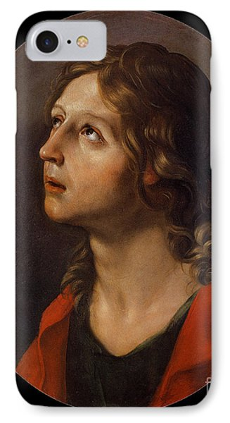St. John The Evangelist  IPhone Case by MotionAge Designs