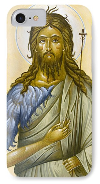 St John The Forerunner Phone Case by Julia Bridget Hayes