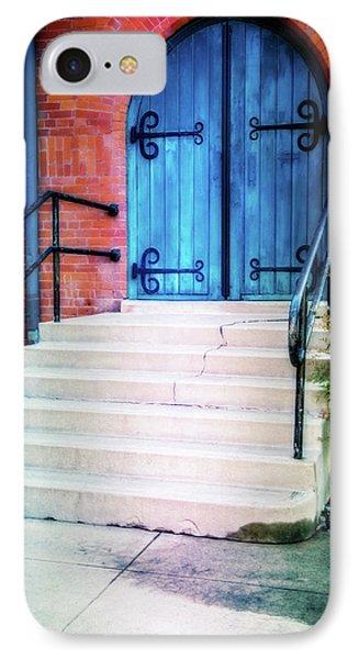St. John's Door IPhone Case by Terry Davis