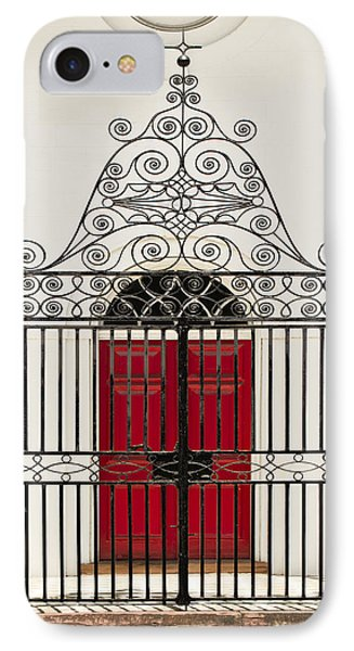 St. John's Gate IPhone Case by Sandra Anderson