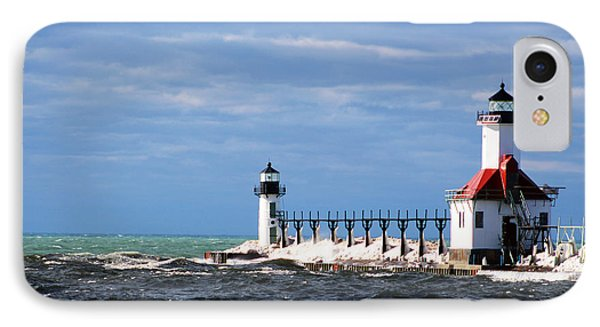 St. Joseph Lighthouse - Michigan IPhone Case