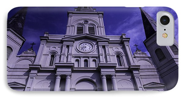 St. Louis Cathedral New Orleans IPhone Case