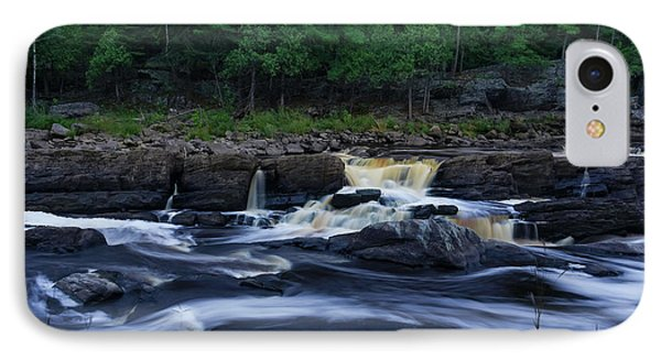 IPhone Case featuring the photograph St Louis River by Heidi Hermes