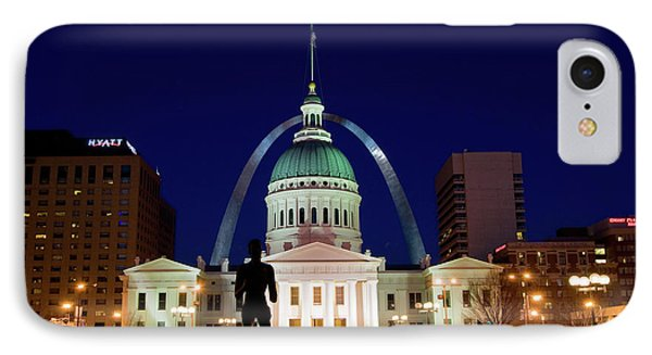 St. Louis IPhone Case by Steve Stuller