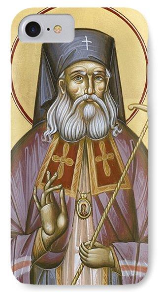 St Luke The Surgeon Of Simferopol Phone Case by Julia Bridget Hayes