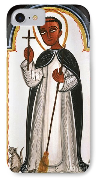 St. Martin Of Porres - Aomap IPhone Case