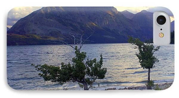 St. Mary Lake Phone Case by Marty Koch