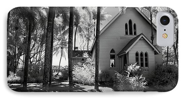 Far North Queensland iPhone 7 Case - St Mary's By The Sea by Mel Brackstone