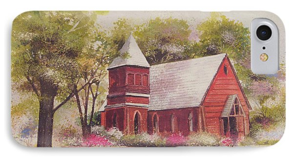 St. Mary's Chapel Phone Case by Charles Roy Smith