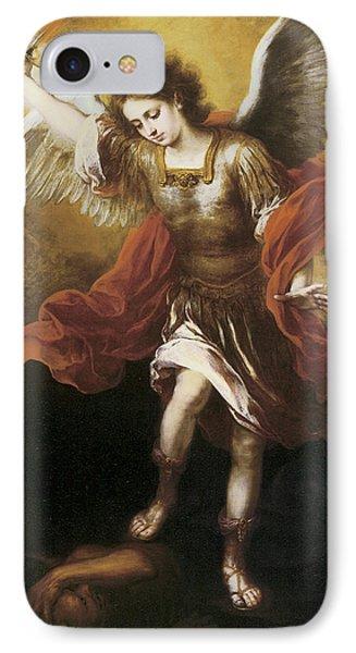 St. Michael IPhone Case