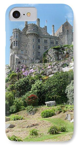 St Michael's Mount Castle II IPhone Case
