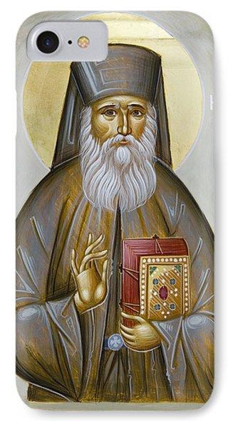 St Nektarios Of Aigina Phone Case by Julia Bridget Hayes