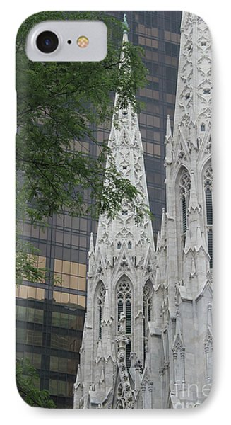 St Patricks Cathedral IPhone Case