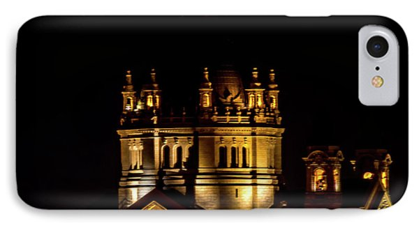 St Paul Cathederal IPhone Case by Nick Peters