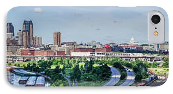 IPhone Case featuring the photograph St. Paul by Dan Traun