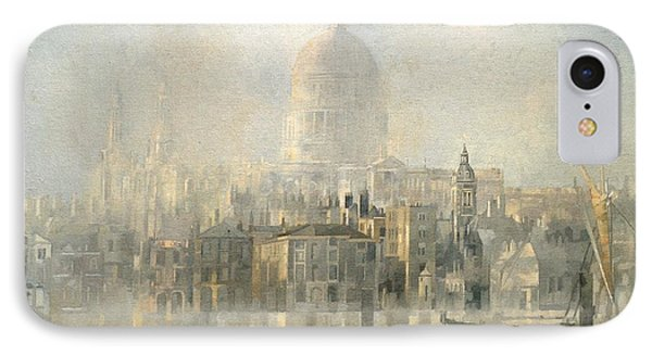St Paul's Phone Case by Peter Miller