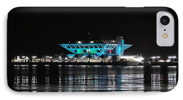 IPhone Case featuring the photograph St Petersburg Florida Pier by John Black