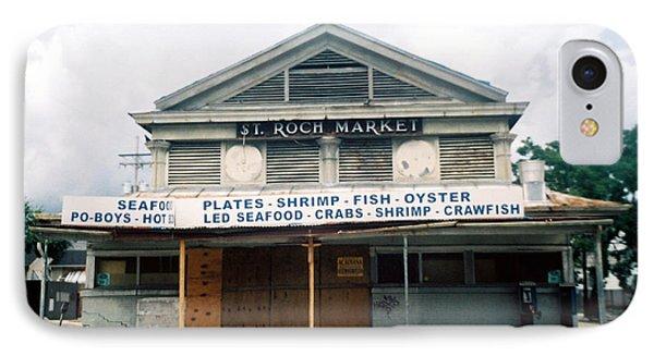 St Roch Market IPhone Case