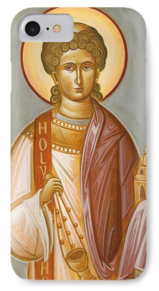 St Stephen II Phone Case by Julia Bridget Hayes