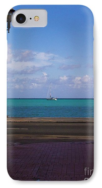 St. Thomas Alley 1 Phone Case by Tim Mulina