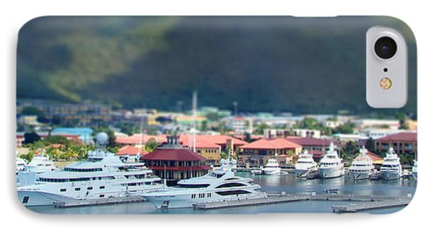 St. Thomas Us Virgin Islands Phone Case by Shelley Neff